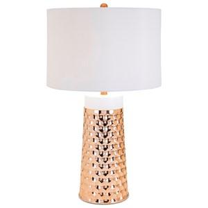 IMAX Worldwide Home Lighting Fallon Table Lamp