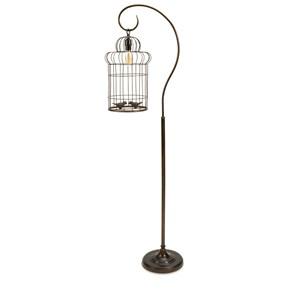 IMAX Worldwide Home Lighting Carina Birdcage Floor Lamp
