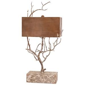 IMAX Worldwide Home Lighting Sherwood Metal Tree Lamp