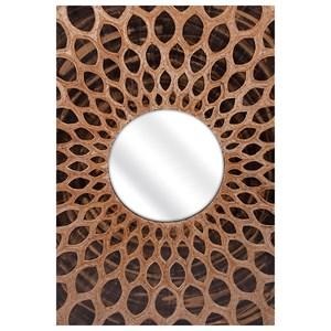 IMAX Worldwide Home Mirrors Sunburst Wall Mirror