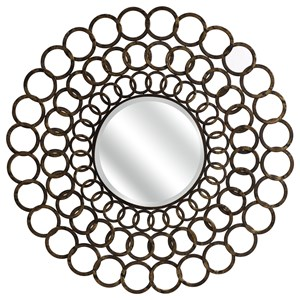 IMAX Worldwide Home Mirrors Ring Mirror