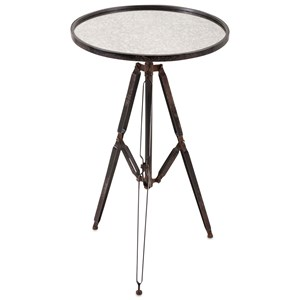 IMAX Worldwide Home Mirrors Maddox Mirror Accent Table