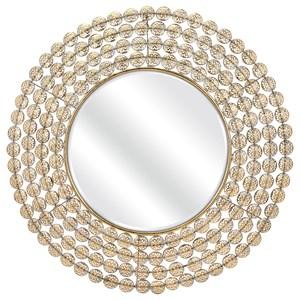 IMAX Worldwide Home Mirrors Vali Mirror