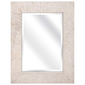 IMAX Worldwide Home Mirrors Embry Mother of Pearl Mirror