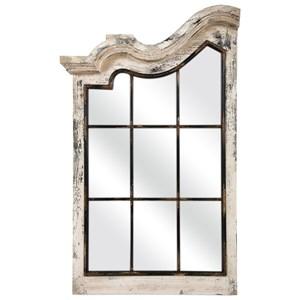 IMAX Worldwide Home Mirrors Remmy Mirror