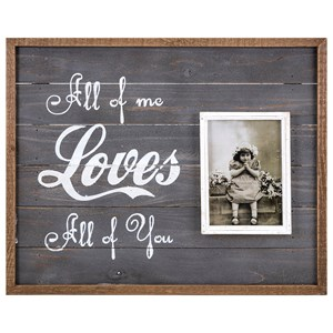 All of You Wall Frame