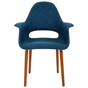 IMAX Worldwide Home Seating Brunslow Arm Chair