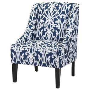 IMAX Worldwide Home Seating Gillian Occasional Chair
