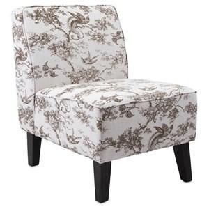 IMAX Worldwide Home Seating Nadine Armless Chair