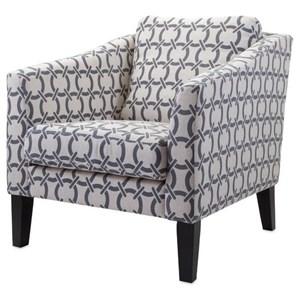 IMAX Worldwide Home Seating Hewett Club Chair