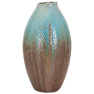 IMAX Worldwide Home Trisha Yearwood Outer Banks Medium Vase