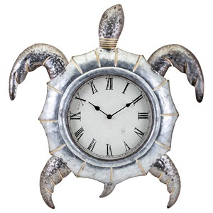 IMAX Worldwide Home Trisha Yearwood Tyler the Turtle Clock
