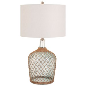IMAX Worldwide Home Trisha Yearwood Outer Banks Lamp