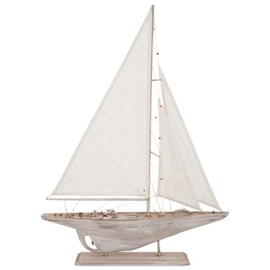 IMAX Worldwide Home Trisha Yearwood Outer Banks Sailboat