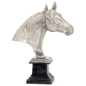 IMAX Worldwide Home Trisha Yearwood New Frontier Horse Statuary