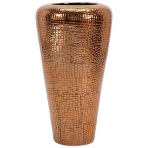 IMAX Worldwide Home Vases Tabora Short Oversized Vase