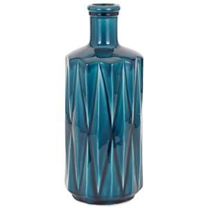 IMAX Worldwide Home Vases Alena Blue Large Vase