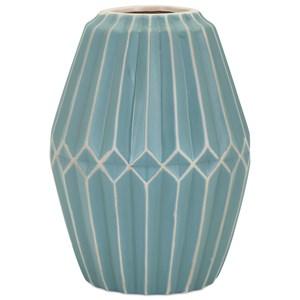 IMAX Worldwide Home Vases Asher Medium Vase