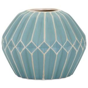 IMAX Worldwide Home Vases Asher Small Vase