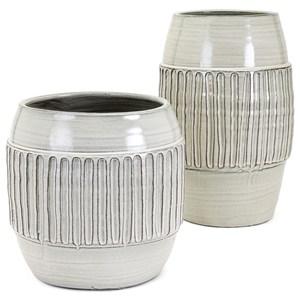 IMAX Worldwide Home Vases Hadley Small Vase