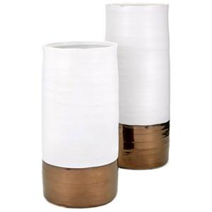 IMAX Worldwide Home Vases Harlow Small Vase