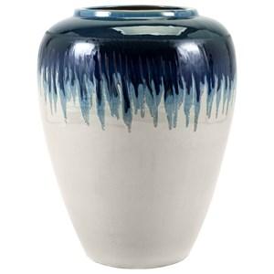 IMAX Worldwide Home Vases Hamako Floor Vase