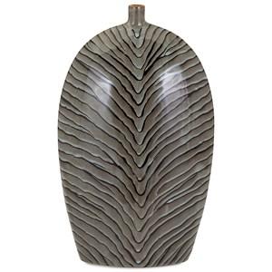 IMAX Worldwide Home Vases Inka Tall Ceramic Vase
