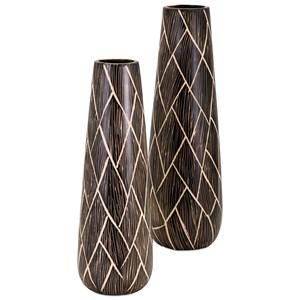 IMAX Worldwide Home Vases Cayman Large Vase
