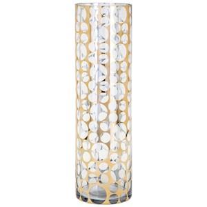 IMAX Worldwide Home Vases Xandra Graphic Vase