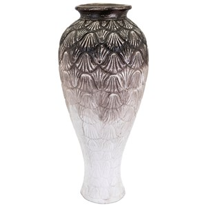 IMAX Worldwide Home Vases Lanley Oversized Floor Vase