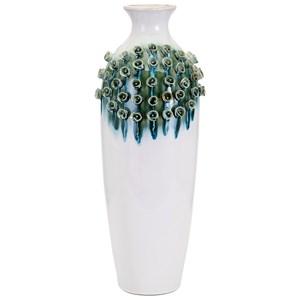 IMAX Worldwide Home Vases Kaia Large Ceramic Vase