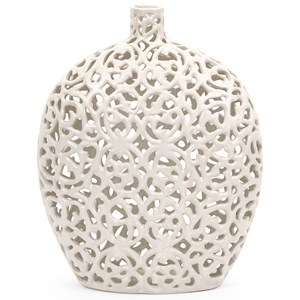 IMAX Worldwide Home Vases Lacey Small Vase