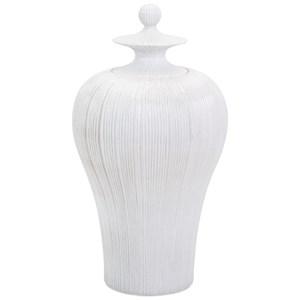 IMAX Worldwide Home Vases Lexyn Tall Lidded Urn