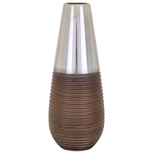 IMAX Worldwide Home Vases Idella Short Vase