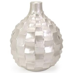 IMAX Worldwide Home Vases Helena Small Pearl Vase