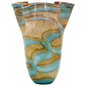 IMAX Worldwide Home Vases Raddisa Glass Vase