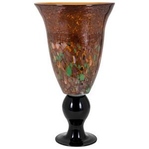 IMAX Worldwide Home Vases Nadine Oversized Glass Vase