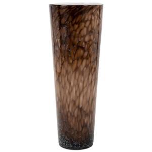 IMAX Worldwide Home Vases Woodine Oversized Glass Vase
