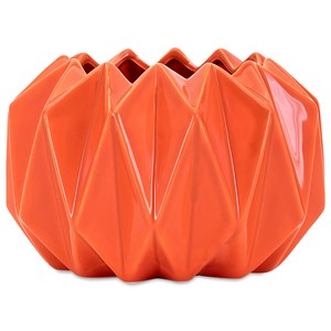 IMAX Worldwide Home Vases Penny Ceramic Vase
