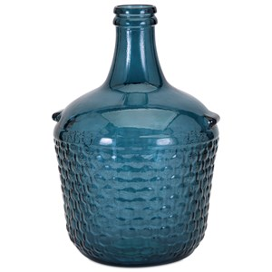 IMAX Worldwide Home Vases Colonial Small Recycled Glass Vase