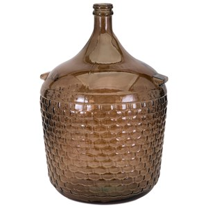 IMAX Worldwide Home Vases Colonial Large Recycled Glass Vase