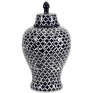 IMAX Worldwide Home Vases Layla Large Urn