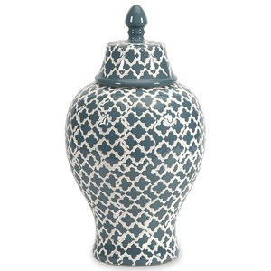 IMAX Worldwide Home Vases Layla Small Urn
