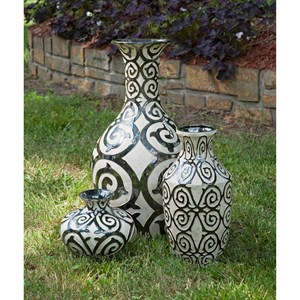 IMAX Worldwide Home Vases Benigna Large Vase