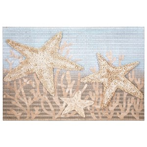 IMAX Worldwide Home Wall Art Benito Starfish Wall Decor