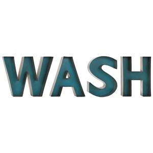 IMAX Worldwide Home Wall Art Wash Metal Wall Decor