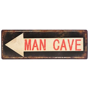 IMAX Worldwide Home Wall Art Man Cave Wall Decor