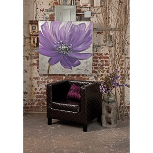 IMAX Worldwide Home Wall Art Frisian Floral Oil Painting