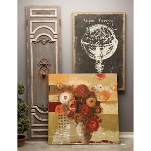 IMAX Worldwide Home Wall Art Gianna Panel Door