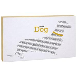 IMAX Worldwide Home Wall Art Haute Dog Wall Decor